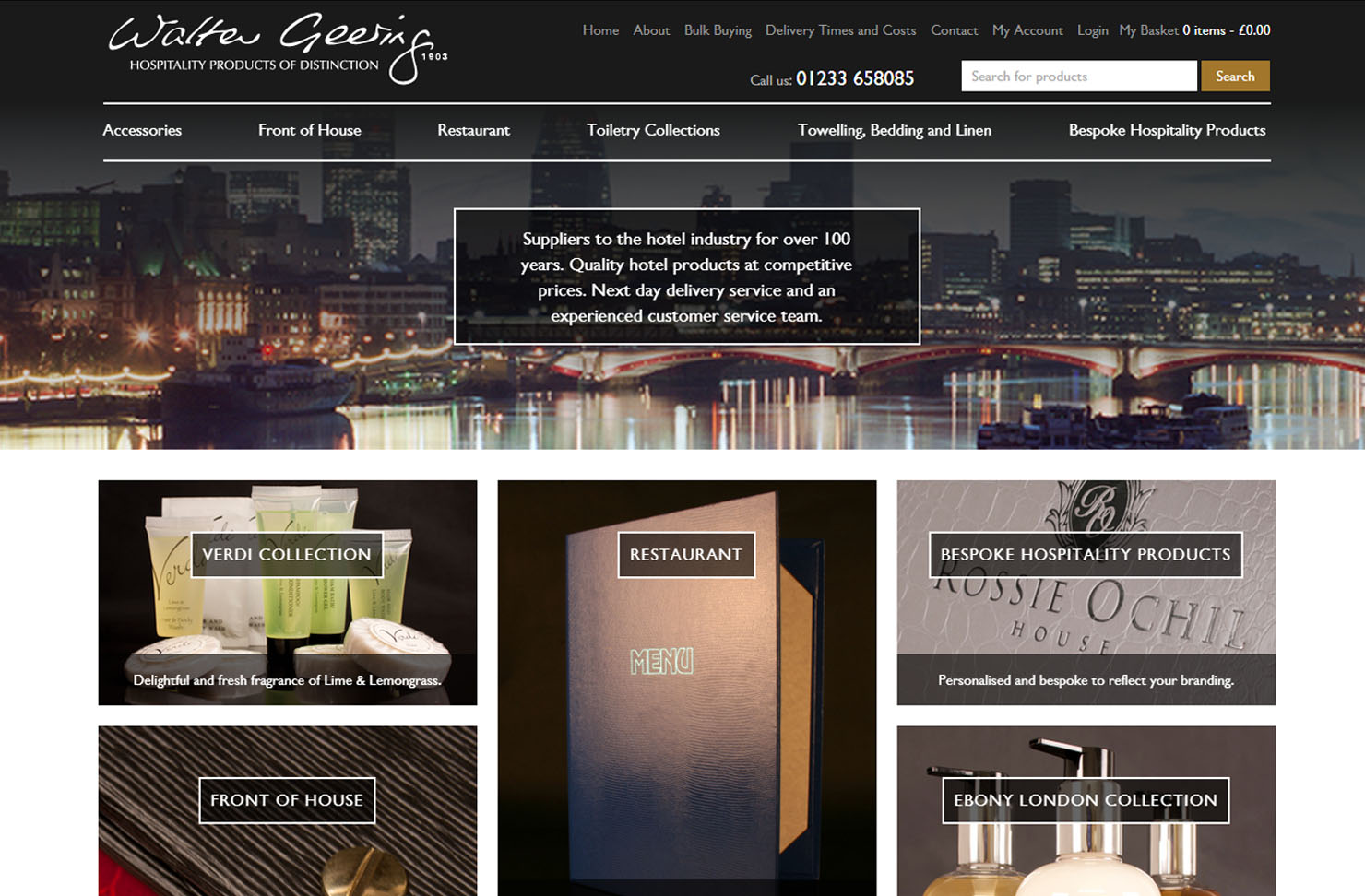 6-2 design web design kent - Geerings Hotels (2)