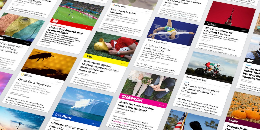 Instant Articles can be made to have the same look and feel as your current brand.